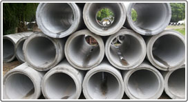 East India Iron & Cement Company | rcc hume pipes